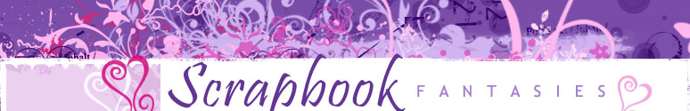 Scrapbook Fantasies Blog
