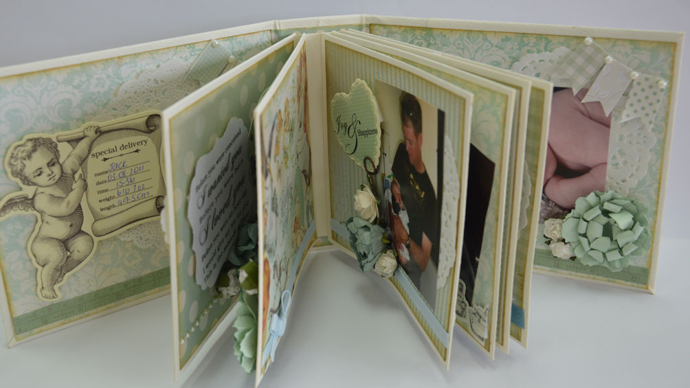 Bundle of Joy Mini-Album by Jodie Stoneley
