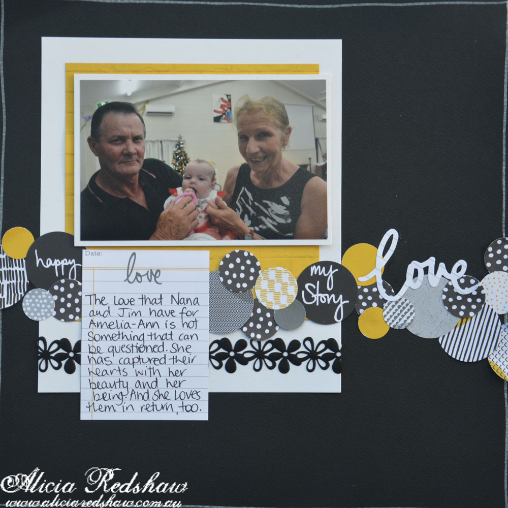 Kids Scrapbooking Class with Alicia Redshaw