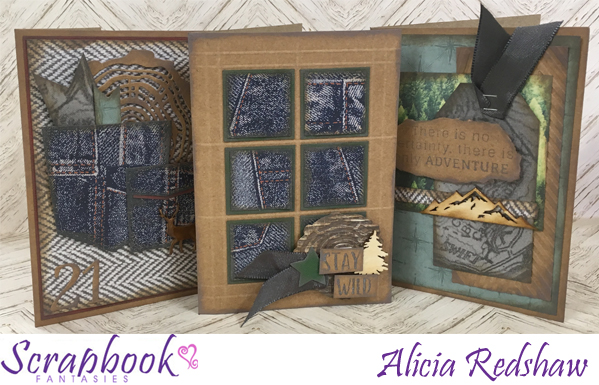 Reveal | Mountain Air Cardmaking Class with Alicia Redshaw