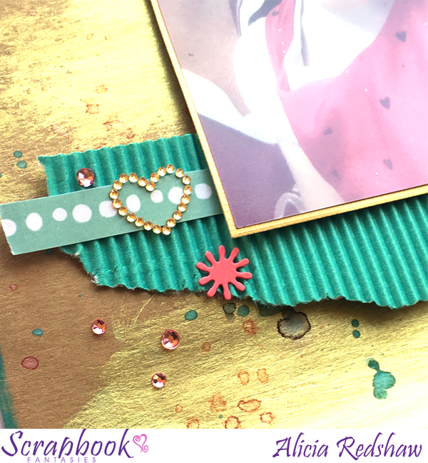 Reveal | Hide & Seek Scrapbooking Class with Alicia Redshaw