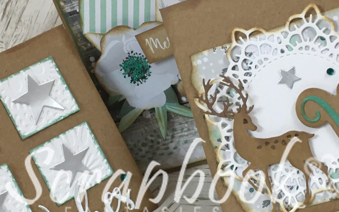 Christmas Wishes Cardmaking Class with Alicia Redshaw