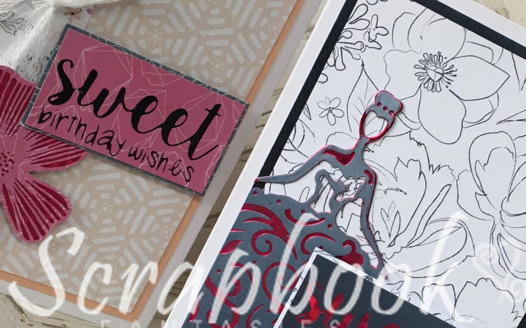 CCV Midnight Cardmaking Class with Alicia Redshaw