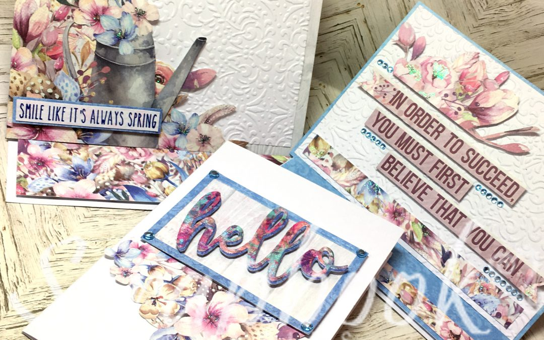 Celebr8 New Beginnings Cardmaking Class with Alicia Redshaw