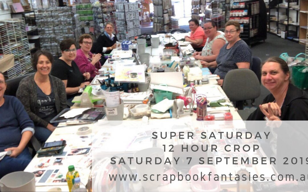 Super Saturday 12 Hour Crop – Saturday 7 September